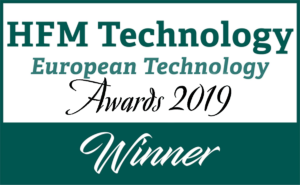 Winner European Technology awards 2019 - Portara